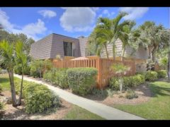 Just Listed Jupiter Beach Townhome